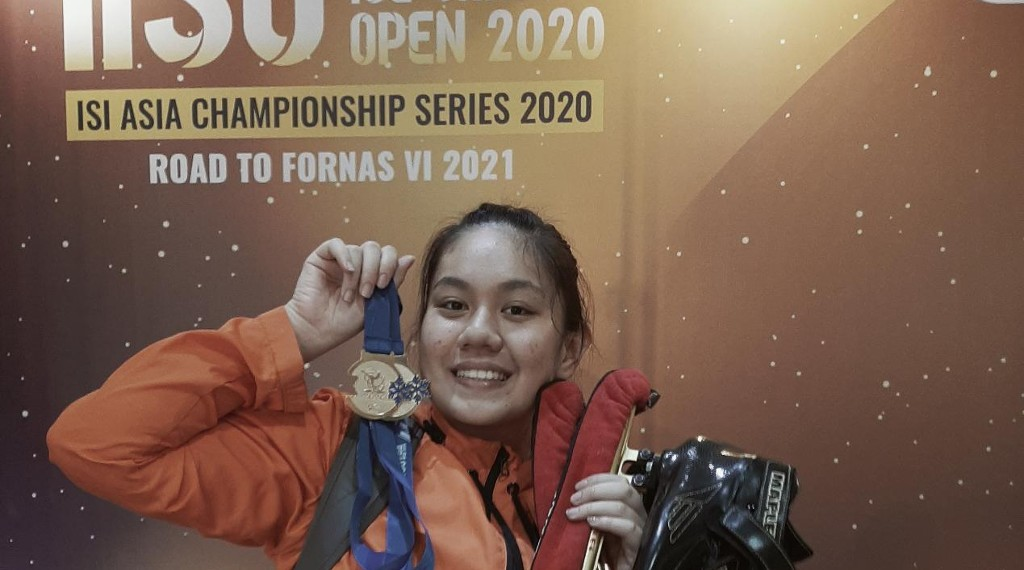 SMA Juara Indonesia Ice Skating Open 2020